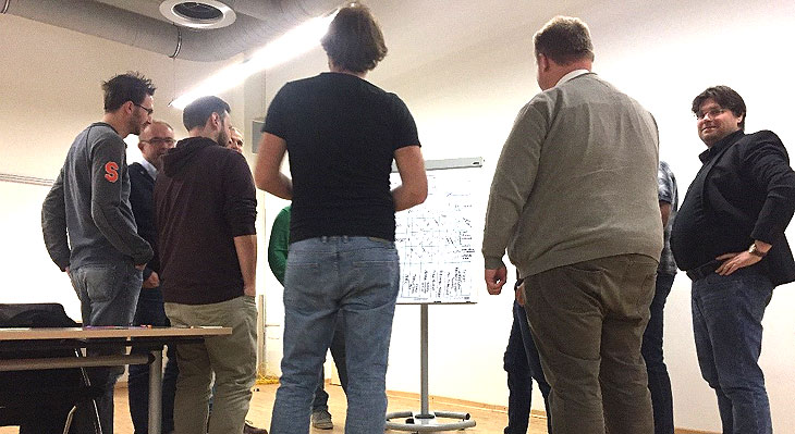 Agiles Projektmanagement - vier Tools im Praxistest