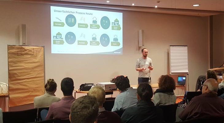 4. Treffen der Camunda User Group Rheinland bei der Provinzial
