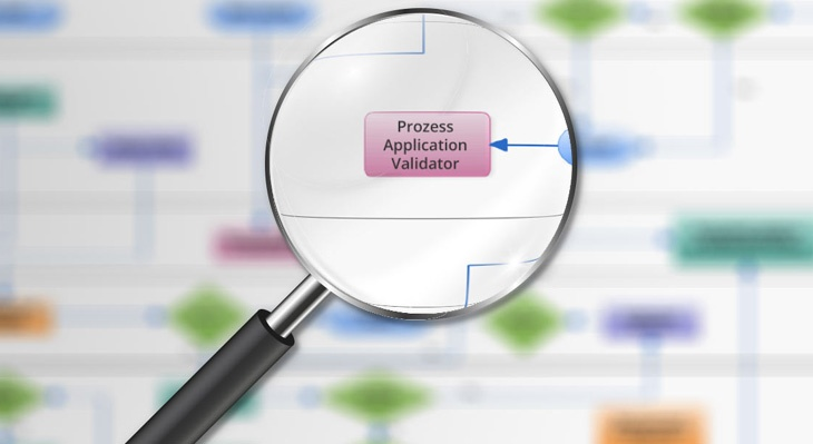 Symbolbild BPM Architekturentscheidungen