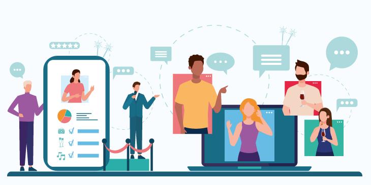 viadee Unternehmenskultur remote erleben beim Online-Infotag 2020