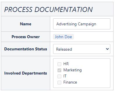 Process Dokumentation
