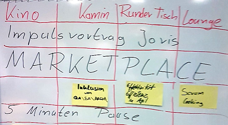Münster mach agil bei der viadee