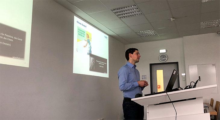 Gastvortrag Clean JavaScript an der FH Münster