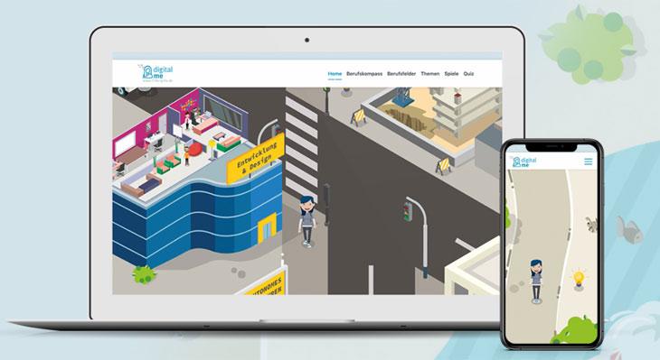 digital me mit viadee - Screenshot
