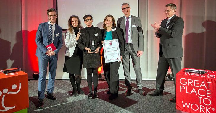 viadee ist Bester Arbeitgeber im Münsterland