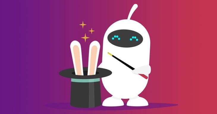 Roboter-Magier