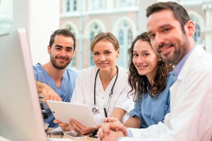 Testautomatisierung in einem Krankenhausinformationssystem