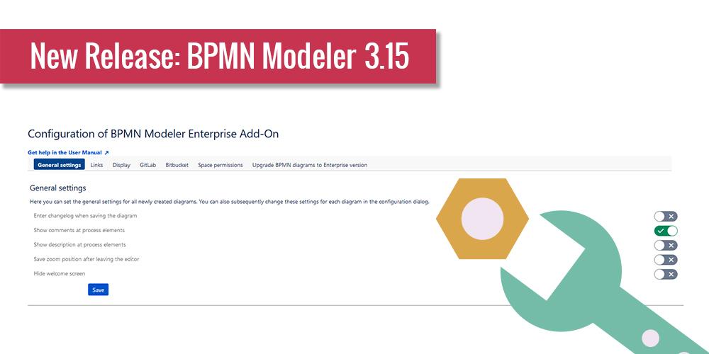 BPMN Modeler 3.15
