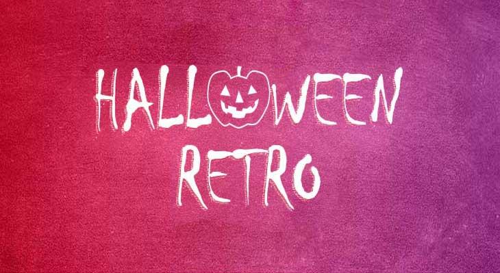 Halloween-Retro