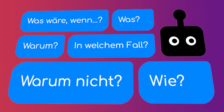 Chatbot ERIC und Machine-Learning-Modelle
