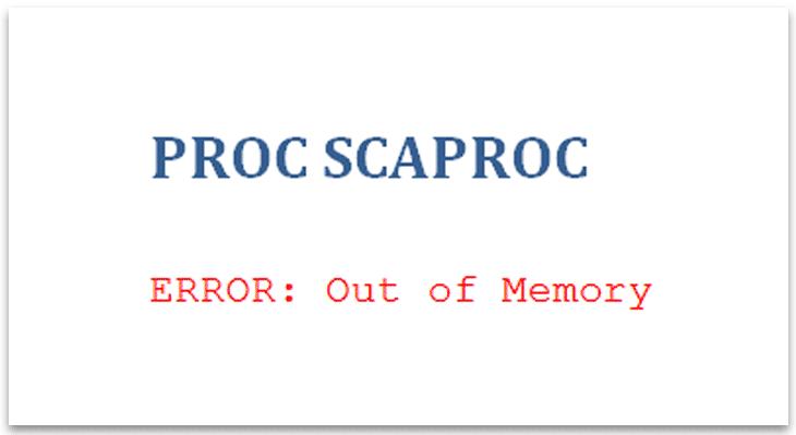 ProcScaprocSch