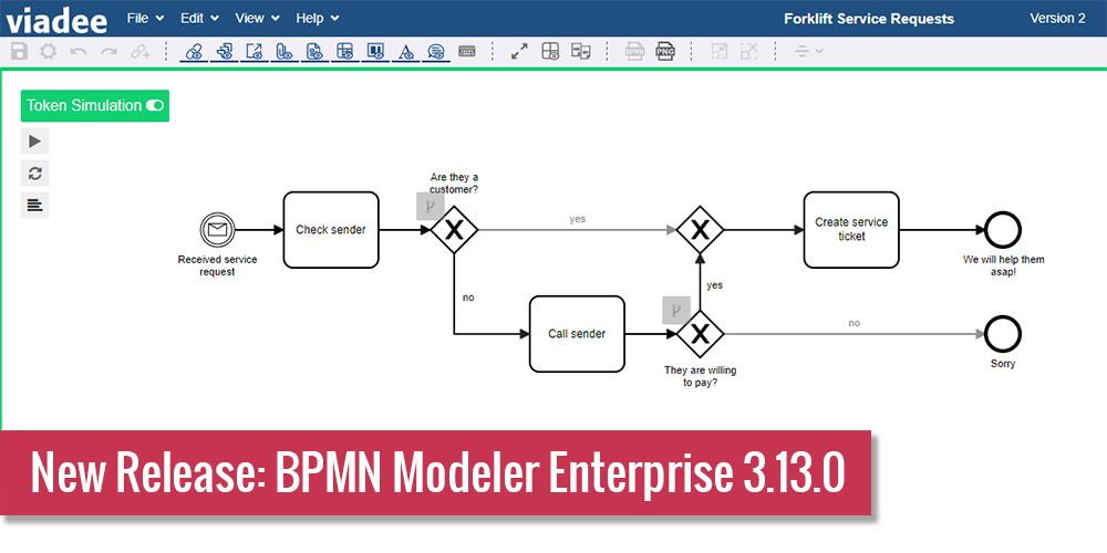 BPMN Modeler Enterprise 3.13.0